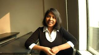 Surbhi Sircar, B.Tech. in Mechanical Engineering, selected in Ashoka Leyland