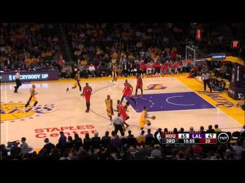 Jeremy Lin helps Rockets crush Lakers