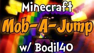 Minecraft - Mob-A-Jump w/ Bodil40