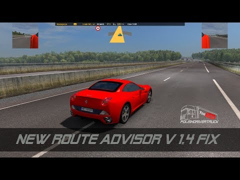 ATS New Route Advisor v1.4