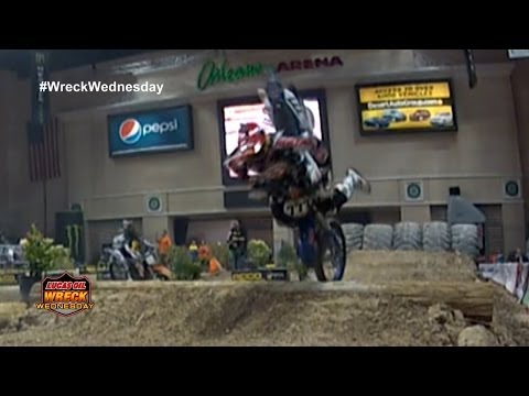 Endurocross rider SCORPIONED in Las Vegas - WW #5