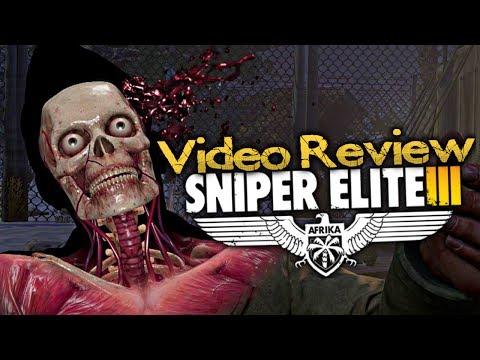 sniper elite 3 demo xbox one