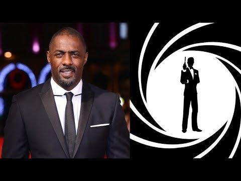 Could Idris Elba Play James Bond?!