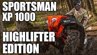 8. TEST RIDE: Polaris Sportsman XP 1000 High Lifter Edition