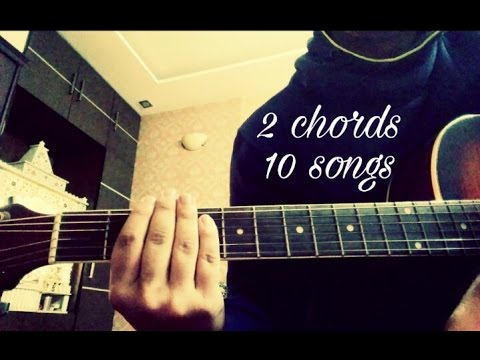 Play 10 more Bollywood songs using 2 chords