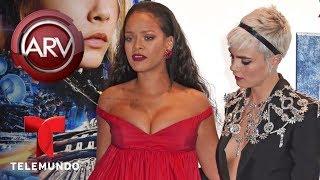 La foto que le da la vuelta al mundo y NO es por el escote de Rihanna | Al Rojo Vivo