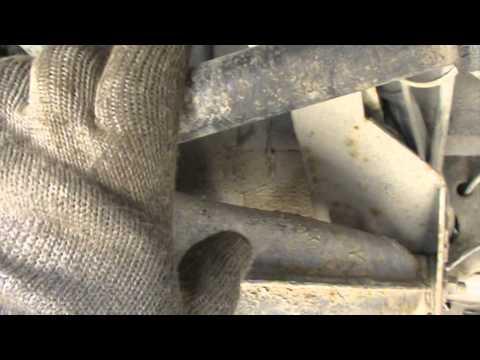 ремонт передней подвески фольксваген транспортер т3