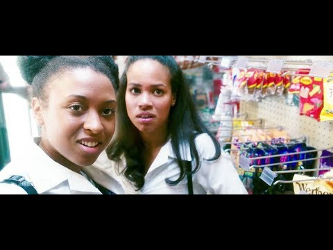 The Purge: Election Year (2016) - Candy Girls Vs Laney Rucker
