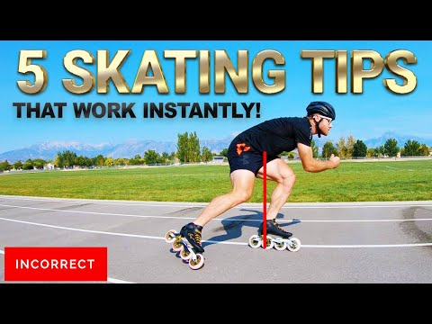 5 Easy Inline Skating Tips To Make Any Level Of Skater Better Instantly by Pro Joey Mantia