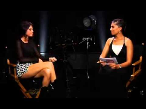 Selena Gomez Sexy Mini Skirt Interview Virgin Times