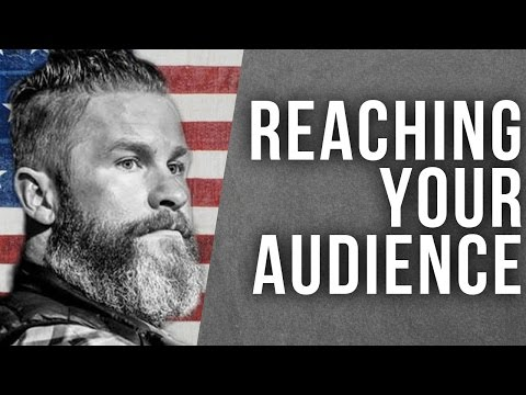 Getting Your Message Through To Your Audience
