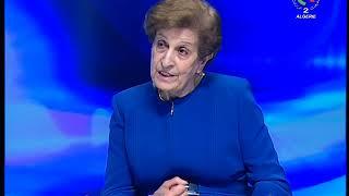 Professeure Malika Allab Présidente de l'Académie Algérienne des Siences et technologies