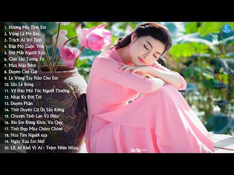 Liên Khúc Nhạc Trữ Tình Bolero - Những Ca Khúc Nhạc Vàng Trữ Tình Hay Nhất 2016 - Thời lượng: 2:59:40.