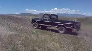 Classic Diesel  1968 F150 Ford