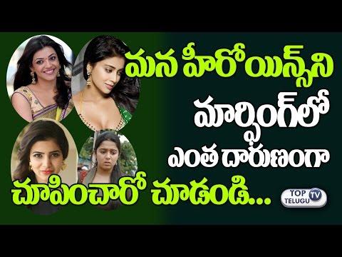SHOCKING Photos of Tollywood Actresses MORPHED Pics | Radhika Apte | Shriya | Charmi | Top Telugu Tv