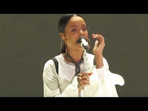 Video Rihanna Diamonds | Live at Global Citizen Festival 2016 download in MP3, 3GP, MP4, WEBM, AVI, FLV February 2017