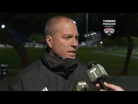 Video: Timbers in Tucson | Giovanni Savarese on the team's 2-2 draw with RBNY