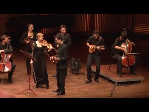 BartolomeyBittmann and Netherlands Chamer Orchestra Steja