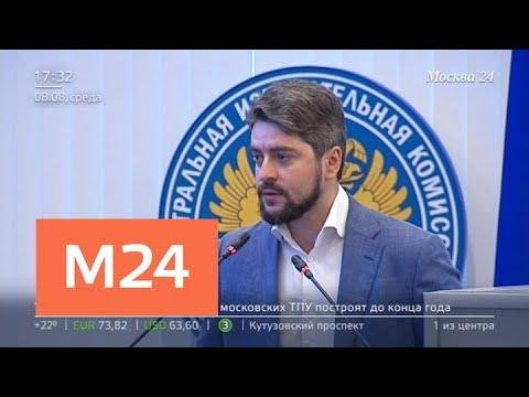 ЦИК признал законными формулировки вопросов для референдума о пенсиях - Москва 24