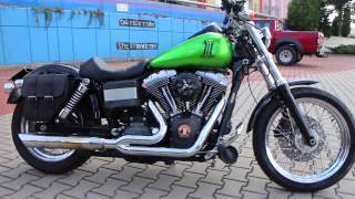 6. Harley-Davidson Dyna Street Bob FXDB 2008