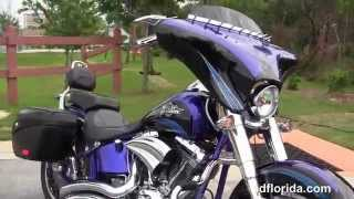 8. Used 2011 Harley Davidson CVO Softail Convertible Motorcycles for sale