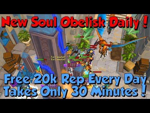 Fastest Menaphos Reputation! Soul Obelisk Daily! [Runescape 3] New addition!