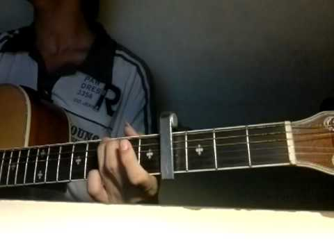 Em yêu anh ( I love you ) – miu lê ( Guitar )