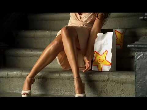 Hardee's Western Burger Padma Lakshimi