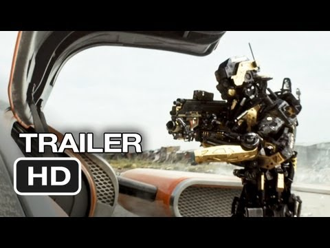 Elysium TRAILER 1 (2013) - Matt Damon Movie HD Video