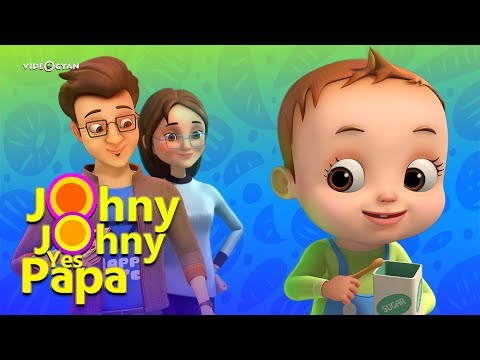 Johny Johny Yes Papa - Healthy Food | Nursery Rhymes & Kids Songs | Baby Ronnie | Johnny Johnny