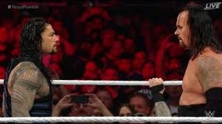 Nonton WWE monday night raw 13 march 2017 Undertaker vs Roman Reigns Film Subtitle Indonesia Streaming Movie Download