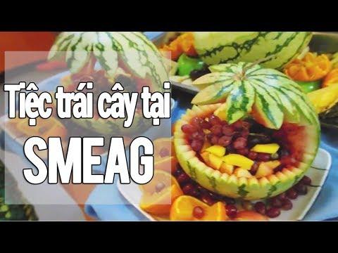 Tiệc hoa quả tại SMEAG