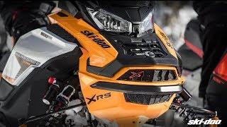 8. Le nouveau moteur Rotax 900 ACE Turbo - Ski-Doo 2019