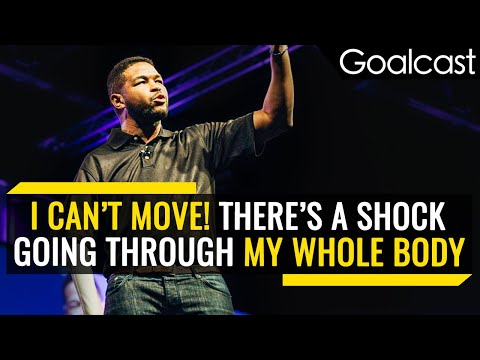 This Is Why You Should Never Let A Tragedy Define Your Life | Inky Johnson | Goalcast