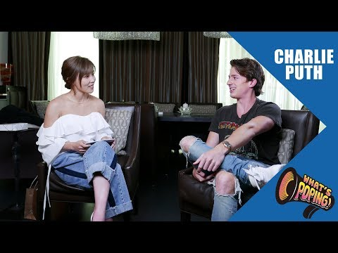 【What's POPing】 - Charlie Puth CP查理