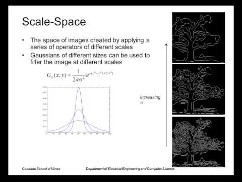 edge lecture - EENG 510 / CSCI 510 Image and Multidimensional Signal Processing Course website: http://inside.mines.edu/~whoff/courses/EENG510.