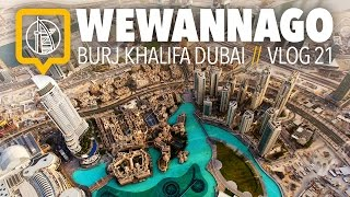 SUBSCRIBE TO WEWANNAGO TV: http://bit.ly/1FxiVp2 INSTAGRAM: https://www.instagram.com/wewannago.tv/TWITTER: https://twitter.com/chris_welzel(CC) Coming soonWe Wanna Go around the world! In vlog #21, we visit the top of the Burj Khalifa, the tallest tower in the world.Kseniya and I purchased 2 relatively expensive tickets for the Burj Khalifa in Dubai, UAE. We spent 1000 AED and got 2 tickets for the SKY EXPERIENCE (AKA At The Top). This premium experience grants you access to a separate elevator that takes you to floors 148 and 125. At the highest floor, you'll find a luxurious lounge, refreshments and treats. All of which goes very nicely with views that are actually 160 stories above the ground. At over 800m in height, Floor 148 is the absolute highest point that tourists can go. In addition to the highest floor, you can also visit an outdoor patio on floor 125 with equally stunning views and generous space. For those that don't purchase the SKY EXPERIENCE, you are limited to floor 124. Though we found the views from all floors similar, we recommend buying the upgrade and freeing yourself form the large crowds on the lower observation deck.If you are travelling to Dubai, you're certainly coming to the Burj Khalifa. We won't forget our experience there and we definitely got some memorable photos.Oh yeah, one more thing... The elevator that takes you up is quite a spectacle by itself. The walls of the elevator are actually screens and you'll be treated to a 360 degree film as you're lifted to your destination.Thanks for watching WeWannaGo TV,Christiaan & Kseniya Welzelhttp://www.wewannago.tvFilmed with a GoPro Hero 4 Black, Feiyu G4 gimbal and Sony RX10 II in 4K UHD and 2.7K