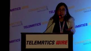 Farhana Haque, Head - IoT India, Vodafone - Connected Vehicles 2017, Chennai