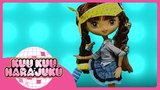 """The Kuu Kuu Harajuku dolls are here with the powerful """"Change It Up"""" music video! For more Kuu Kuu Harajuku be sure to subscribe so you don't miss out on exclusive clips, videos and online content. Official Kuu Kuu Harajuku Site: www.kuukuuharajuku.comFacebook: https://www.facebook.com/kuukuuharajuku/Twitter: https://twitter.com/kuukuuharajukuInstagram: https://www.instagram.com/kuukuuharajuku/?hl=enWelcome to KuuKuuTube, the official YouTube channel for Kuu Kuu Harajuku. Join Love, Angel, Music, Baby, G and manager Rudie on their super cool music fuelled adventures as kawaii band HJ5."""