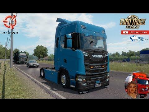 Next Generation Scania P G R S v2.0