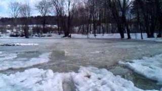 5. 2004 polaris switchback playing in slushy water