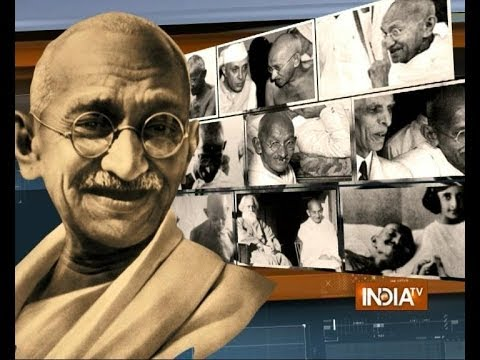 Watch Mahatma Gandhi's Last Moments | Gandhi Assassination (Part 1) - India TV