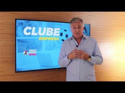 Episódio 7 (parte 1) | Série Especial - Clube-empresa