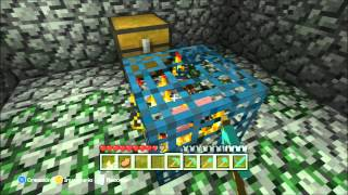 La Cueva Spain  City new picture : ZONA MINECRAFT: EXPLORANDO LA CUEVA DE SPIDERMAN (XBOX360)