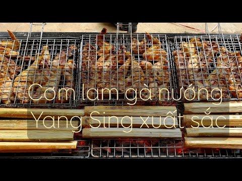 """Food For Good #378: """"Rụng rời"""" Cơm Lam Gà Nướng Yang Sing Buôn Ma Thuột ! - Thời lượng: 34 phút."""