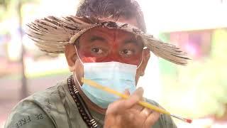 No dia do Índio, aldeias de Avaí comemoram data virtualmente