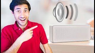 A MELHOR COLUNA de SOM por 17€ !! INCRÍVEL !! Xiaomi Bluetooth Speaker 2
