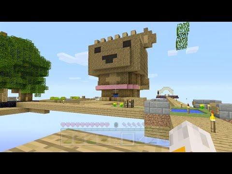 Minecraft Xbox – Sky Den – Barry Bear (11)