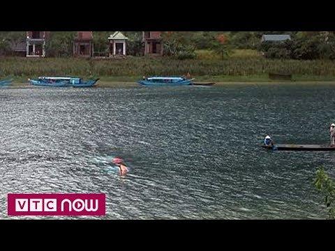Công an Quảng Bình điều tra vụ lật thuyền sông Son | VTC1 - Thời lượng: 42 giây.