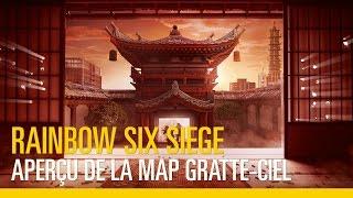Préparez-vous à avoir le vertige avec Operation Red Crow, le nouveau DLC de Rainbow Six Siege. Notre nouvelle map gratuite vous transporte au sommet d'un gra...